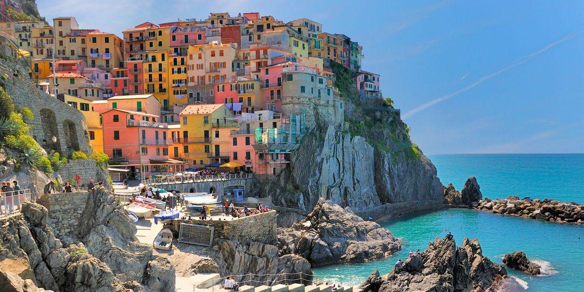 Afbeeldingsresultaat voor Cinque Terre - Italië